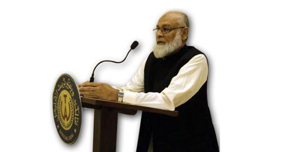 chairman of Alamgir welfare trust