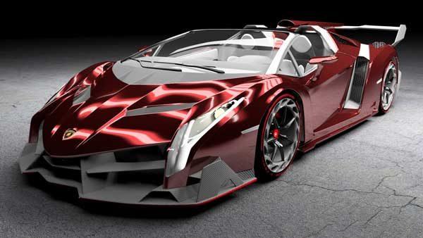 Lamborghini Roadster: