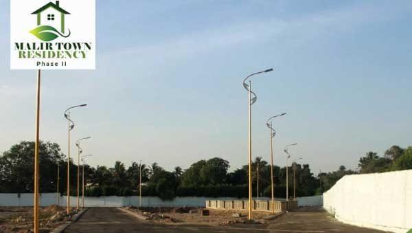 Malir-Residency-Town-construction