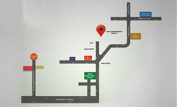 malir-town-residency-location