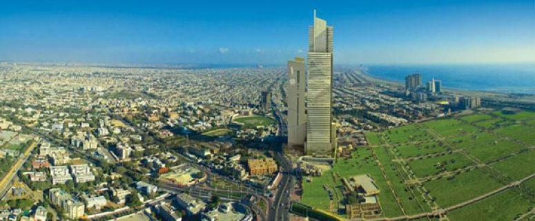 pakistan tallest buildings