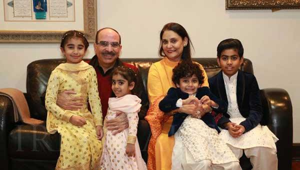 Malik Riaz Wife