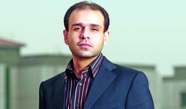 Malik Riaz son