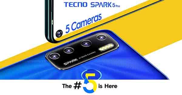 TECNO-SPARK5