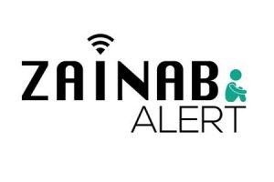 zainab alert logo